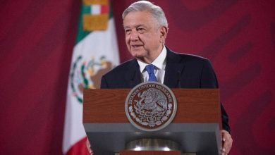 Photo of AMLO dio negativo en prueba de Coronavirus