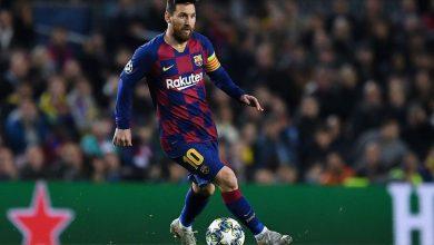Photo of Messi y sus increíbles tacos para la vuelta ante el Napoli