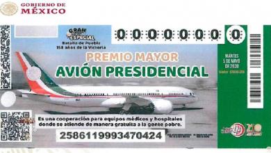 Photo of Pide Monreal que senadores destinen parte de su sueldo a la rifa del avión presidencial