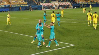 Photo of Barcelona aplastó 4-1 al Villarreal