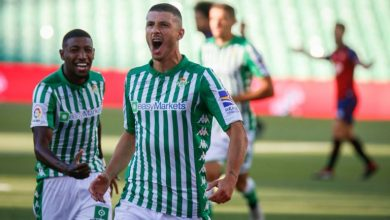 Photo of Guido Rodríguez marca su primer gol con el Betis