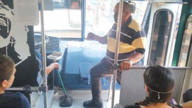 Photo of Usuarios se niegan a usar cubrebocas en 220 rutas del servicio urbano