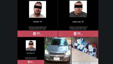 Photo of Cuitláhuac García destaca captura de ladrones de tienda departamental en Naolinco