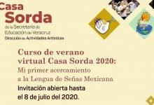 Photo of Impartirá SEV curso de verano sobre Lengua de Señas Mexicana