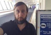 Photo of Como en «La Terminal», hombre pasa 100 días en aeropuerto en Filipinas