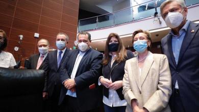 Photo of Ratifican a embajadores ante España, Belice, Irán y Serbia