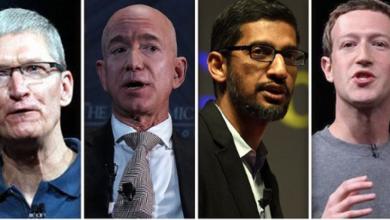 Photo of Apple, Google, Amazon y Facebook logran más ganancias