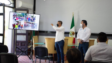 Photo of En Fortín autoridades refuerzan acciones contra COVID-19