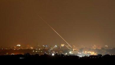 Photo of Lanzan tres cohetes contra Israel desde la Franja de Gaza