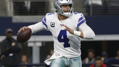 Photo of Se vence plazo de negociación entre Cowboys y su quarterback estrella Dak Prescott