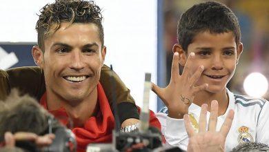 Photo of Captan a hijo de Cristiano Ronaldo en un acto ilegal