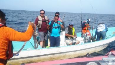 Photo of Marina rescata a náufragos en las costas de Antón Lizardo