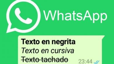 Photo of El truco de WhatsApp para mensajes con negritas, cursivas y tachado