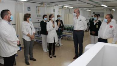 Photo of Listo Módulo Hospitalario Temporal de Tijuana para pacientes COVID-19
