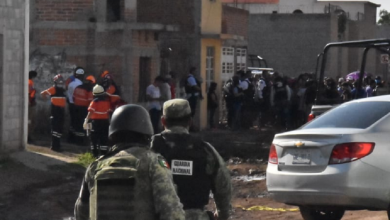 Photo of Masacre en anexo de #Irapuato deja 24 muertos