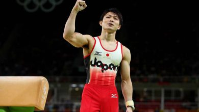Photo of Uchimura no defenderá su trono olímpico