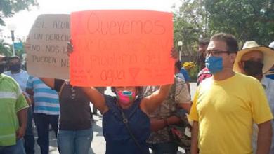 Photo of Habitantes de Actopan exigen agua
