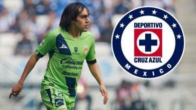 Photo of Shaggy Martínez es nuevo jugador de Cruz Azul