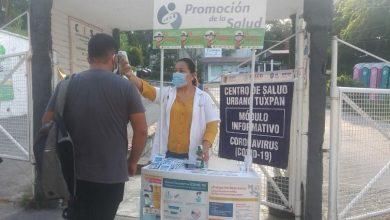 Photo of Instala SS módulos informativos sobre Covid-19 en 11 municipios de la Huasteca