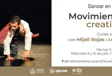 Photo of Iniciará IVEC curso virtual de danza Movimiento creativo