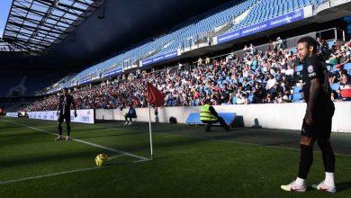 Photo of Fútbol en Francia vuelve a tener público; PSG reunió a 5 mil personas