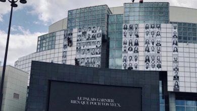 Photo of Ópera de París homenajeará a personal de salud que lucha contra el covid-19
