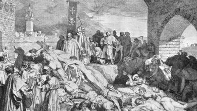 Photo of En Internet, historia de pestes en Europa