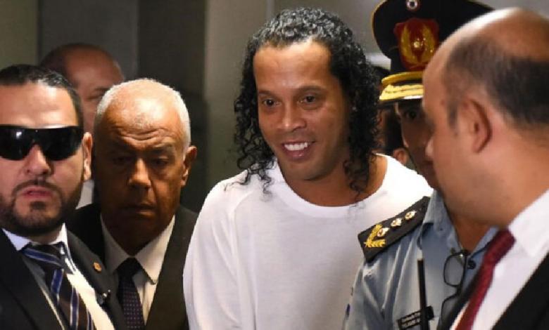Rechazan apelación de Ronaldinho