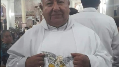 Photo of Muere sacerdote cordobés a causa de COVID-19