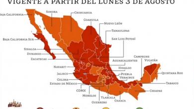 Photo of México ya es tercer lugar mundial en muertes por Covid-19