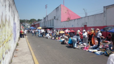 Photo of Vuelven a suspender tianguis en Xalapa