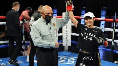 Photo of El KO más rápido del boxeo femenil: noquea a rival en 7 segundos #Video