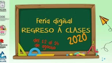 Photo of Inicia Feria Digital de Regreso a Clases 2020