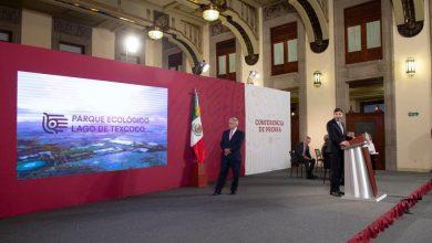 Photo of Presentan proyecto de rescate del ex lago de Texcoco