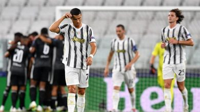 Photo of Cristiano anotó doblete, pero la Juve cayó eliminada ante el Lyon
