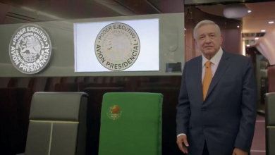 "Photo of Video: AMLO promueve venta de ""cachitos"" para la rifa del Avión Presidencial"
