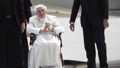 Photo of Ante su probable muerte Benedicto XVI elige su propia tumba