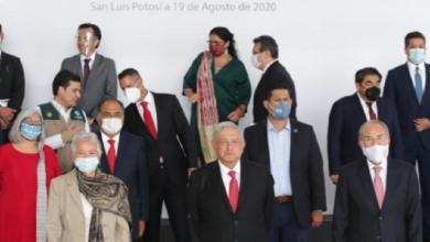 Photo of AMLO, Segob y Conago acuerdan creación de UIF estatales, regreso a clases y convención hacendaria
