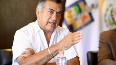 """Photo of """"El Bronco"""" amenaza con frenar economía si suben contagios en Nuevo León"""