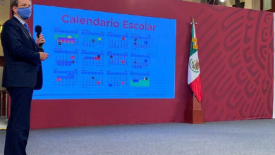 Photo of ¡Atención! Este es calendario del ciclo escolar 2020-2021