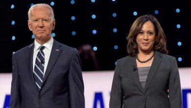 Photo of Biden se presentó por primera vez junto a Kamala Harris