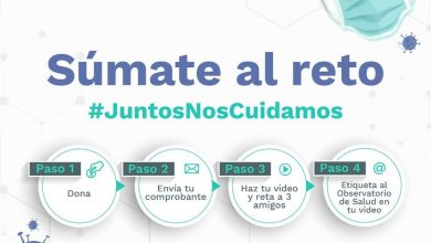 Photo of Observatorio Metrópolitano de Salud promueve el uso de cubrebocas