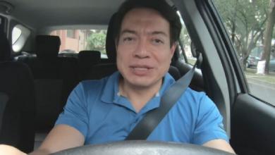 Photo of Video: Mario Delgado se hace pasar por taxista para oír la opinión de mexicanos
