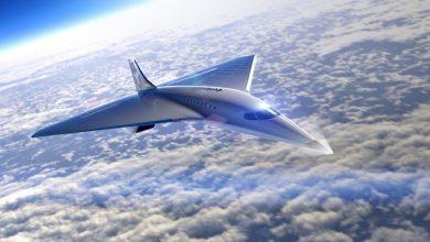 Photo of El avión supersónico que viajaría tres veces más rápido que la velocidad del sonido