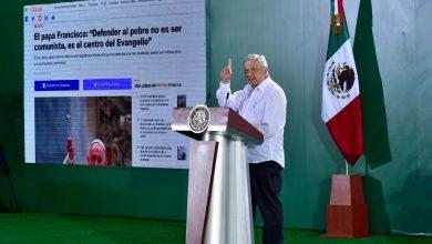 Photo of Obrador hace llamado para establecer acuerdo con la SNTE y evitar conflicto en el regreso a clases