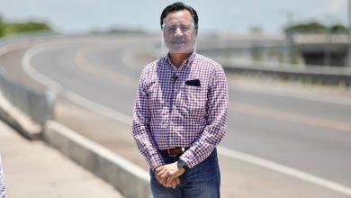 Photo of Gobernador inaugura puente abandonado por décadas