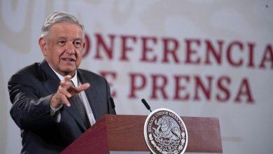 Photo of Pide Obrador esperar a que FGR resuelva llamar o no a Peña Nieto y Calderón