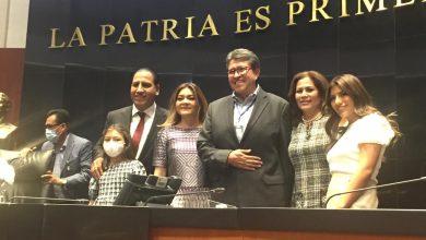 Photo of Toma protesta Eduardo Ramírez como nuevo líder del Senado