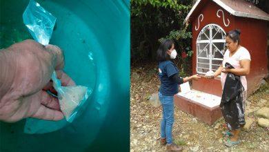 Photo of Distribuyen abate para la lucha contra el dengue en Misantla