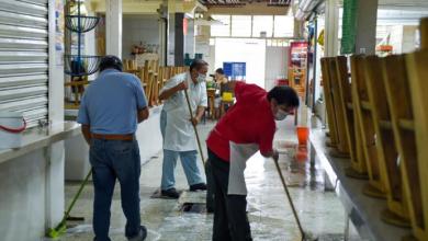 Photo of Refuerzan acciones contra Covid-19 en comercios